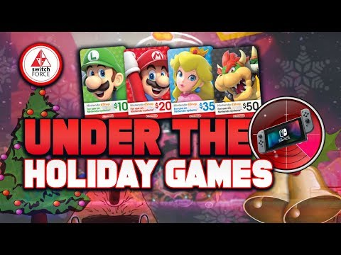 The BEST Under the Radar Holiday Switch 2018 Games! (Nintendo Switch eShop Holiday Guide)