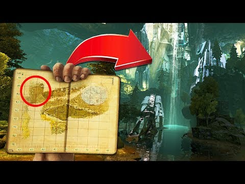 ARK: Survival Evolved - EXPLORING THE SUNKEN FOREST!! (ARK Extinction Gameplay)