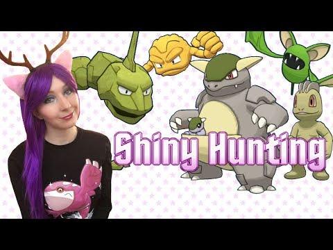❤️SHINY HUNTING LUCKY DIP! ROCK TUNNEL SHINY HUNT!❤️ Let's Go Pikachu / Eevee! SHINY HUNT