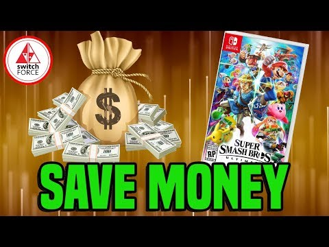 HOW TO GET Smash Bros Ultimate For Cheap!