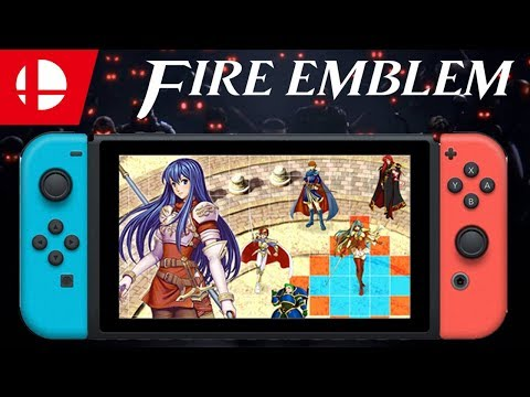 Fire Emblem Fest Coming To Smash Bros Ultimate!