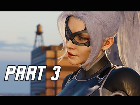 SPIDER-MAN The Silver Lining Walkthrough Gameplay Part 3 (City that Never Sleeps DLC)