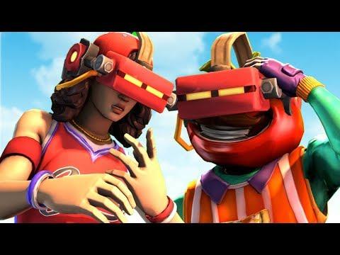 Fortnite but in VR