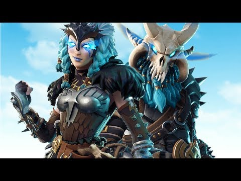 Valkryie and Her Boyfriend | Fortnite Funny Moments