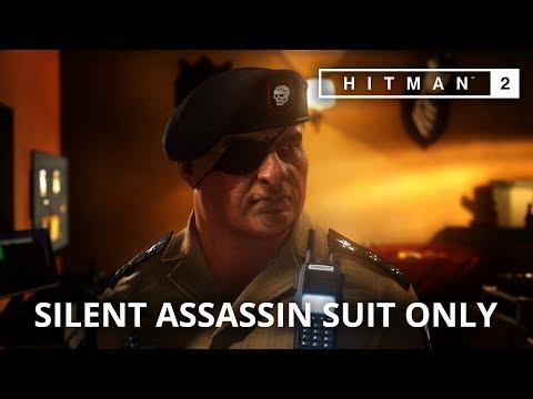 HITMAN™ 2 Elusive Target #2 -