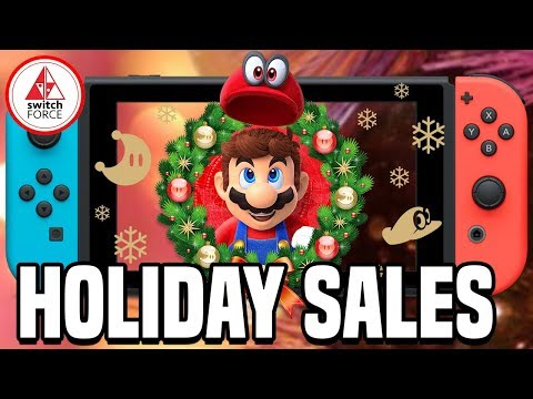 Nintendo Switch eShop Sale Holidays! - What To Get/Avoid