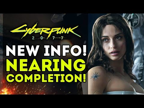 Cyberpunk 2077 - ALL NEW UPDATES!  The Final Steps! CD Projekt RED On Vehicles & Gameplay Info!