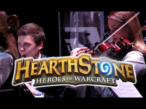 Symphony Orchestra    HearthStone main theme song live OST [2018]