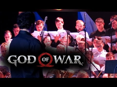 Symphony Orchestra    God of War theme song live    Overture