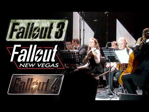 Symphony Orchestra    Fallout 3, Fallout New Vegas, Fallout 4 soundtrack Main Theme live [2018]