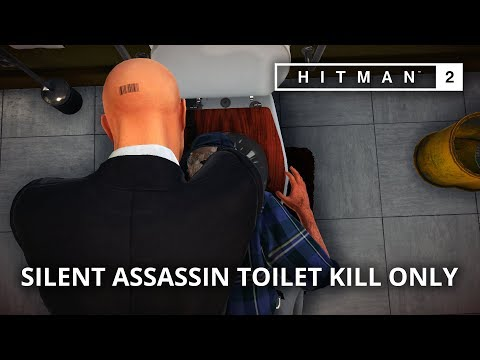 HITMAN™ 2 Master Difficulty - Whittleton Creek, USA (Silent Assassin Suit Only, Toilet Kill Only)