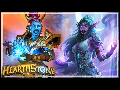 Pick Bad Class ✓ Get 12-0 Anyway ✓ - Rastakhan's Rumble Hearthstone