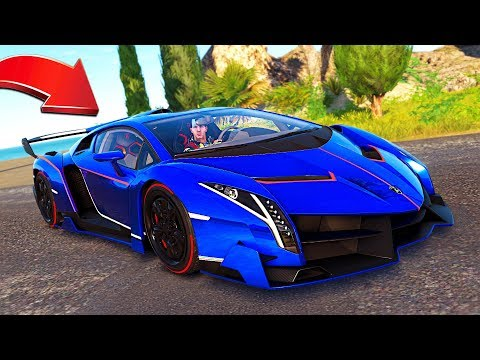 My Girlfriend Bought Me a Lamborghini! (The Crew 2)
