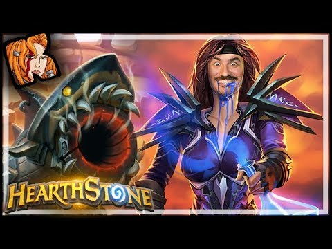 Kripp the MASTER SPELLCASTER - Rastakhan's Rumble Hearthstone