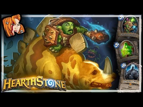 TOP 10 META-BREAKIN CARDS ROTATING OUT SOON - Rastakhan's Rumble Hearthstone