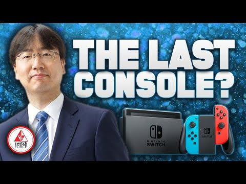 The Nintendo Switch Is Their LAST Console.. Nintendo Mobile ONLY Coming?