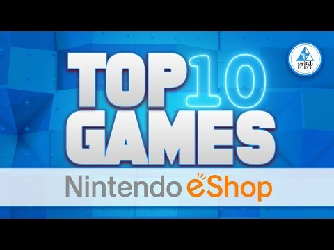 TOP 10 Switch eShop Games of 2019 We're Excited For!
