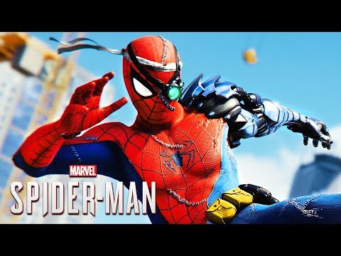 Spider Man PS4 Silver Lining DLC Walkthrough Gameplay! (Spider Man PS4 New Suits)