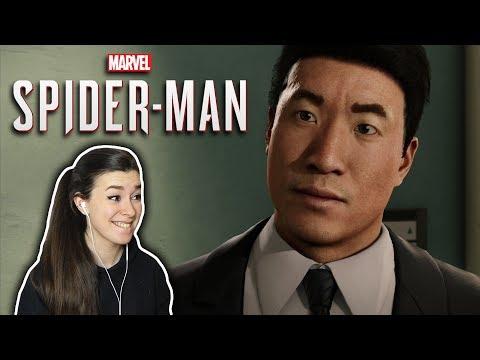 WHO IS MARTIN LI?! | Spider-Man Gameplay | Part 10