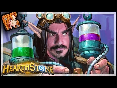 One Hit Point Matters 13 - Rastakhan's Rumble Hearthstone