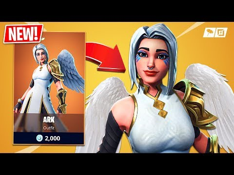 Angel Skin in Fortnite! 10 Wins MINIMUM! *Pro Fortnite Player* // Fortnite Live Gameplay