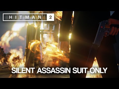 HITMAN™ 2 Master Difficulty - Isle of Sgail (Silent Assassin Suit Only, Burning + Chandelier Kill)
