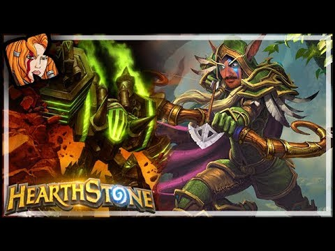 FAIL REAVER CRUSHES! - Rastakhan's Rumble Hearthstone