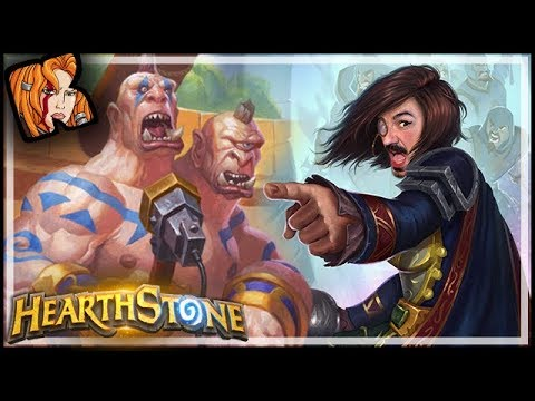50% Chance To Laugh Hysterically At Your Opponent - Rastakhan's Rumble Hearthstone