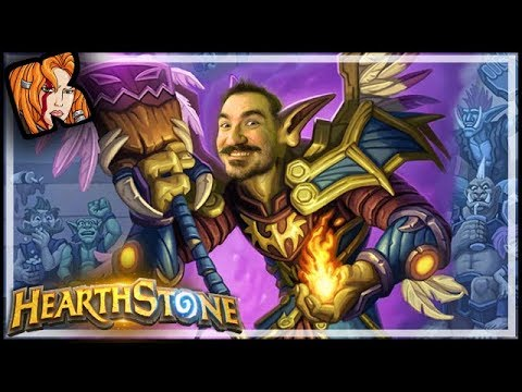 Hex Lord's MAXIMUM GREED! - Rastakhan's Rumble Hearthstone
