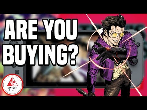 Are YOU Buying The NEW Travis Strikes Again No More Heroes on Switch?