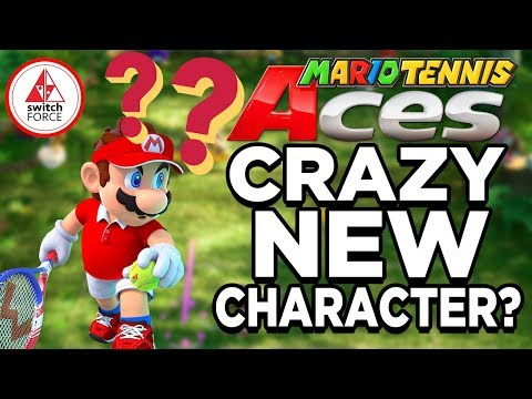 CRAZY NEW Playable Character Coming to Mario Tennis Aces?! (Datamined Rumor)