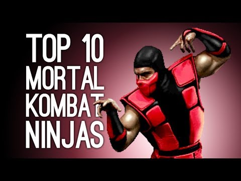 10 Mortal Kombat Ninjas Ranked from Best to Worst