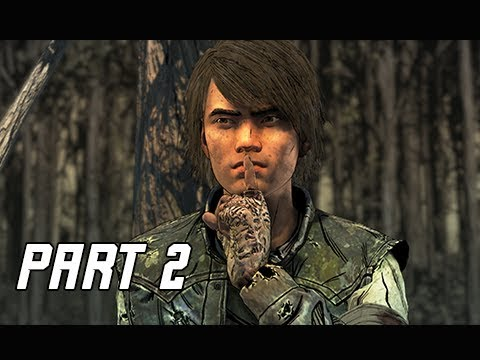 Walking Dead The Final Season Episode 3 Walkthrough Part 2 - Mask (Let's Play Commentary)