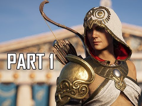 ASSASSIN'S CREED ODYSSEY Shadow Heritage Walkthrough Part 1 - Episode 2 Legacy of First Blade