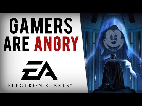 Disney MUST END The EA Star Wars Deal, Another Star Wars Game Cancelled! What A Sad Joke...