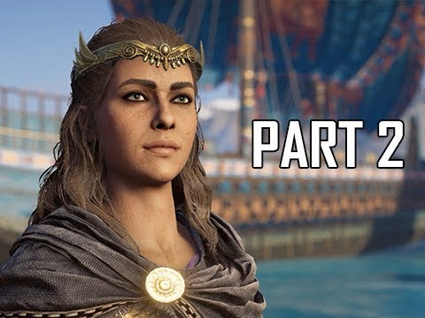 ASSASSIN'S CREED ODYSSEY Shadow Heritage Walkthrough Part 2 - TEMPEST