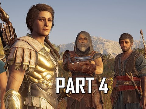 ASSASSIN'S CREED ODYSSEY Shadow Heritage Walkthrough Part 4 - BONDS