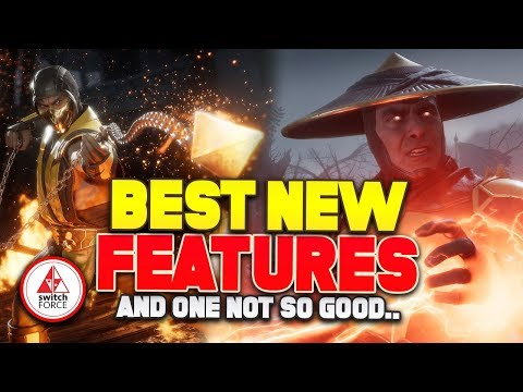 Mortal Kombat 11 The 4 BEST Gameplay FEATURES and A Meh, One..