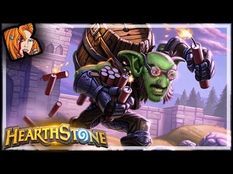 Crank Up The RNG To ELEVEN! - Rastakhan's Rumble Hearthstone