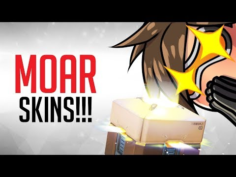 10 Overwatch Skins We WANT In Classic Loot boxes