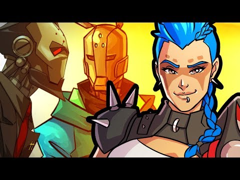 Top 10 NEW Overwatch Heroes We Want in 2019