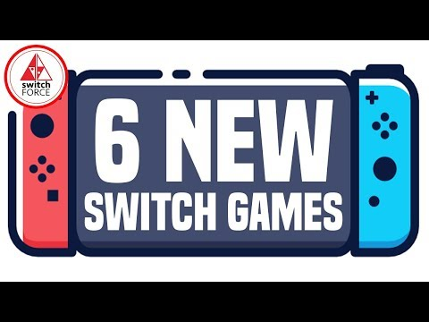 6 ADVENTUROUS NEW Switch Games JUST ANNOUNCED! Plus One Juicy TEASE!!