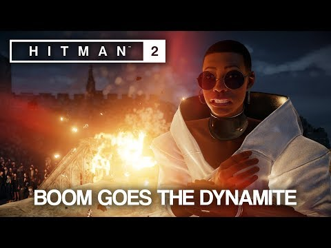 HITMAN™ 2 Master Difficulty - Boom Goes The Dynamite, Isle of Sgail (Silent Assassin Suit Only)