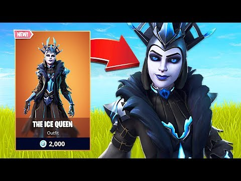 NEW Ice Queen & Ice Storm Challenges! *Pro Fortnite Player* // 1900 Wins // Fortnite Live Gameplay