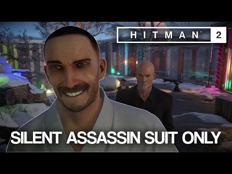 HITMAN™ 2 Professional Difficulty - Hokkaido Snow Festival (Easy Silent Assassin Suit Only)