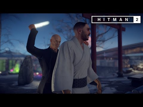 HITMAN™ 2 Snow Master Challenge - N-Icicle Assassin (Silent Assassin Suit Only)