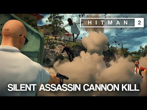 HITMAN™ 2 Master Difficulty - Cannon Kill, Sapienza (Silent Assassin Suit Only)