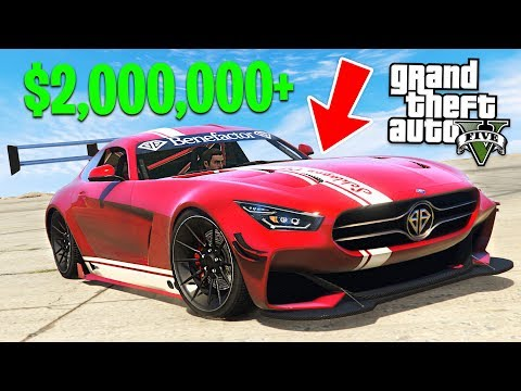 GTA 5 *NEW* Mercedes AMG GT