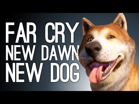 Far Cry New Dawn Gameplay - NEW DAWN, NEW DOG - Let's Play Far Cry New Dawn