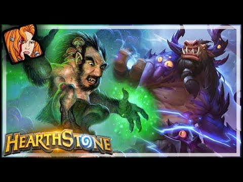 Hide Away Those Salty Tears - Rastakhan's Rumble Hearthstone
